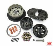 Aim Ta008-003 Cf2 Complete Performance Cable Clutch Kit Harley Big Twin 07-up