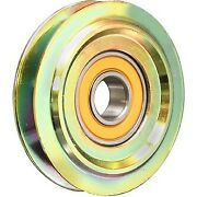 89073 Dayco Accessory Belt Idler Pulley New For Vw Honda Civic Volkswagen Jetta