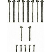 Es72173 Felpro Cylinder Head Bolts Set Of 15 New For Chevy Avalanche Express Van