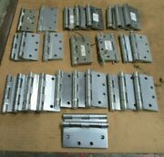 Lot Of 27 Mckinney Assa Abloy Hager Door Hinges Free Shipping