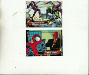 Rare-the Amazing Spider-man 1994-fleer Marvel Cards-[no 100-119]-lot 353a-2 Card