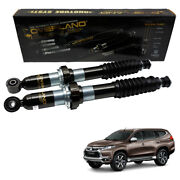 Front Overland Gas Oil Lift 2 Struts Shock Up For Mitsubishi Pajero Sport 2015