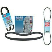 17370 Dayco Accessory Drive Belt New For Chevy Vw Pickup Country Econoline Van