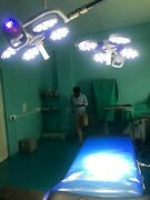 Orion Led Operating Lights Led Ot Lights Surgical Operation Theater Lamp Double