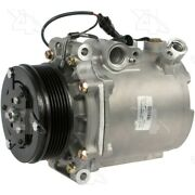 98486 4-seasons Four-seasons A/c Ac Compressor New With Clutch For Lancer 08-11