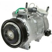 198340 4-seasons Four-seasons A/c Ac Compressor New With Clutch For Chrysler 300