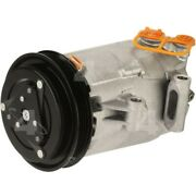 68295 4-seasons Four-seasons A/c Ac Compressor New For Chevy With Clutch