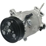 198296 4-seasons Four-seasons A/c Ac Compressor New For Chevy With Clutch Canyon