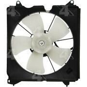 76341 4-seasons Four-seasons Cooling Fan Assembly Driver Left Side New Lh Hand