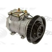 6511518 Gpd A/c Ac Compressor New With Clutch For Honda Accord Acura Cl Impulse