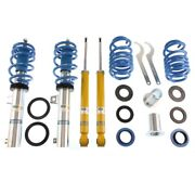 47-158283 Bilstein Set Of 4 Coil Over Kits Front And Rear New For Vw Beetle Golf R
