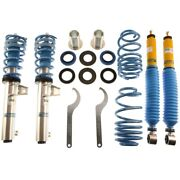 48-135245 Bilstein Set Of 4 Coil Over Kits Front And Rear New For Vw Sedan Jetta