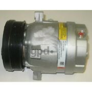 6511317 Gpd A/c Compressor New For Chevy Olds S10 Pickup S-10 Blazer With Clutch