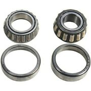 Set-ce41091003-f Centric Set Of 2 Wheel Bearings Front Or Rear New For G20 Pair