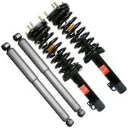 Set-ts171377l-c Monroe Set Of 4 Shock Absorber And Strut Assemblies New Lh And Rh