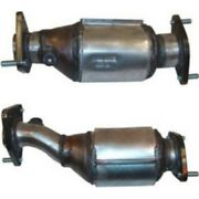 Set-east40710 Eastern Set Of 2 Catalytic Converters New Lh And Rh For Nissan Pair