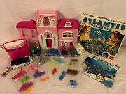 Lego Lot Includes Everything Shown Atlantis Treasure Doll House And Accessories