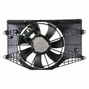 Replace Ho3115173 Dual Radiator And Condenser Fan Assembly