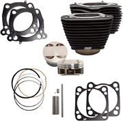 S And S Cycle 124 Big Bore Kits For M-eight 107 Engines 910-0681