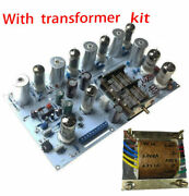 Vacuum Tube Fm Radio Vintage Wireless Stereo Receiver Board Kit With Transformer