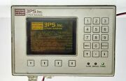 3ps Network Sd50-ssa02101-001 Load Monitor Controller Display Maritime Unit