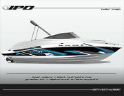 Ipd Boat Graphic Kit For Yamaha 232 Limited, Sx230, Ar230 Bk Design