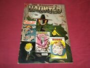 This Magazine Is Haunted 13 Vol 2 Charlton 1957 Silver Age 3.5/4.0 Comic Ditko