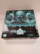 2002 Sideshow The Keeper Of The Purple Twilight The Outer Limits 12 Inch Nip