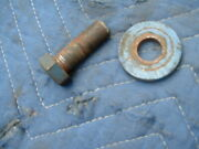 390 360 428 410 352 Ford Fe Crank Bolt And Washer