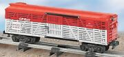American Flyer S-gauge Canadian Pacific Stock Car By Lionel/free Shipping