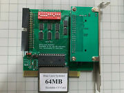 Xt-ide Deluxe - Bootable Isa Cf+ide Interface Card With Ibm Xt Slot-8 Support