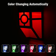8 Pack New Solar Deck Lights Outdoor Waterproof Led Steps Lamps For Stairs Fence