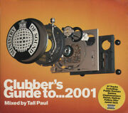 10 Ministry Of Sound Clubbers Guide Amazing Collections 2001-2009