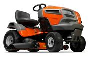 Husqvarna Yth18542 18.5hp Bands 42-free Freight Shipping/liftgate Included