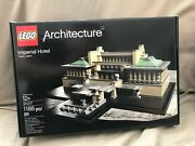 Lego Architecture Imperial Hotel 21017 - New In Sealed Box