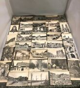 Huge Lot Of 275 Antique Early 1900s Carte Postale French Postcards Wwi Unused