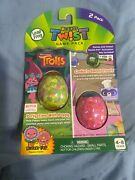 Leapfrog Rockit Twist Dual Game Pack Trolls Party Time With Poppy And Cookieand039s