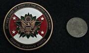 Never Auctioned 4star General Martin Army Vice Chief Of Staff Cos Challenge Coin