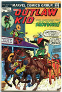 Outlaw Kid 17, 21, 24 25, Vg To Fn, Rawhide Kid, Gunfights, More In Store