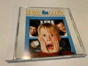 Home Alone Ost Soundtrack Movie Album Cd Japan Japanese Edition Authentic