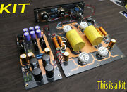 6sn7 6n8p Preamp Based On Rogue99 Circuit Board + Power + Signal Selection Diy