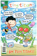 Tiny Titans 14, Nm-, Supergirl, Wondergirl, Robin, 2008, More Dc In Store
