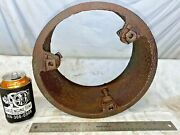 """3 Or 6 Hp Fairbanks Morse """"z"""" Cast Iron Bolt Pulley For Hit Miss Gas Engine Fm Z"""