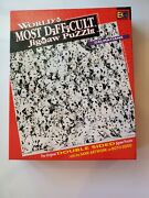 World's Most Difficult Jigsaw Puzzle Dalmatians Buffalo Games