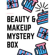 Beauty And Makeup Box- Authentic High-end Makeup- Valued More Than Purchase Price