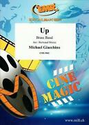 Up Michael Giacchino Tv-film-musical-show Brass Band Music Set Score And Parts
