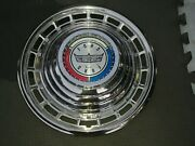 14 1963 Ford Galaxie Factory Original Hubcap Wheelcover 1 Beautiful Used