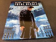Total Recall Blu-ray + Dvd, 2012 Unrated Bonus Limited Edition Steelbook