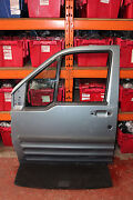 Ford Connect T200 1.8 D 2004 Front Passenger Side Bare Door In Blue Colour