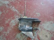 1998 Yamaha Outboard 200 Hp Lower Unit / Gearcase / Foot